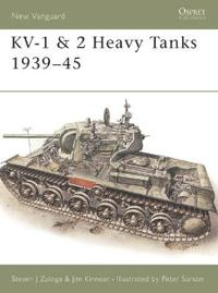 KV-1 and 2 Heavy Tanks, 1939-45