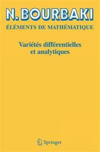 Varietes Differentielles ET Analytiques