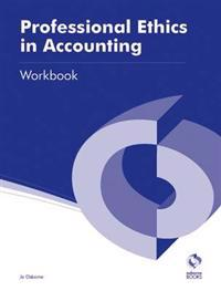 Professional ethics in accounting workbook