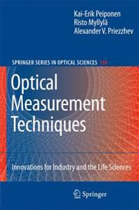 Optical Measurement Techniques