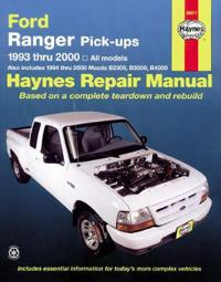 Haynes Repair Manual Ford Ranger Pick-Ups
