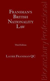 Fransman's British Nationality Law