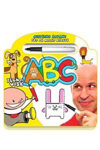 Tegn og visk ABC. Øisteins blyant for de aller minste -  pdf epub