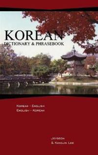 Korean-English / English-Korean Dictionary & Phrasebook