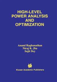 High-Level Power Analysis and Optimization