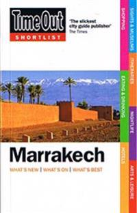 Time Out Shortlist Marrakech
