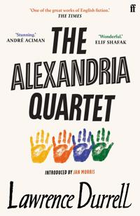 Alexandria quartet - justine, balthazar, mountolive, clea