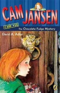 CAM Jansen: The Chocolate Fudge Mystery #14
