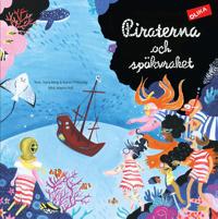 Piraterna och spökvraket - Sara Berg, Karin Frimodig, Maria Poll pdf epub