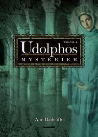 Udolphos mysterier : en romantisk berättelse, interfolierad med några poetiska stycken. Vol. 2