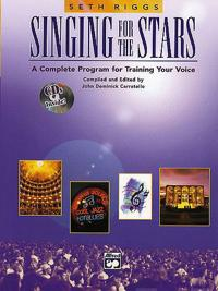 Singing for the stars + CD