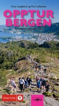 Opptur Bergen; 151 fotturar i 10 kommunar