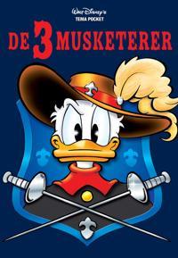 De 3 musketerer -  pdf epub