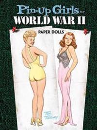 Pin-Up Girls of WW II Paper Dolls