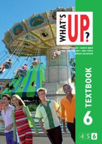 What's up? åk 6 (4-6) Textbook
