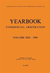 Yearbook Commercial Arbitration, 1988