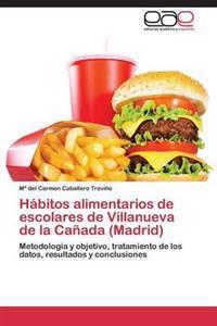 Habitos Alimentarios de Escolares de Villanueva de La Canada (Madrid)
