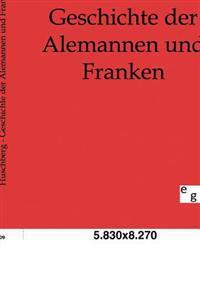 Geschichte Der Alemannen Und Franken