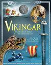 Vikingar : faktabok med klistermärken