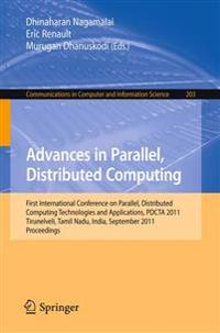 Advances in Parallel, Distributed Computing