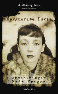 Anteckningar från kriget - Marguerite Duras pdf epub