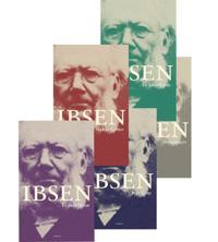 Ibsen-pakke; fem dramatiske tekster - Henrik Ibsen | Ridgeroadrun.org