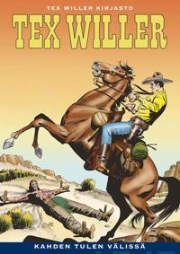 Tex Willer kirjasto 54