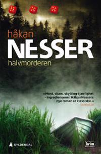 Halvmorderen - Håkan Nesser   Ridgeroadrun.org