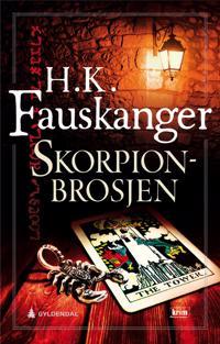 Skorpionbrosjen - H. K. Fauskanger   Inprintwriters.org