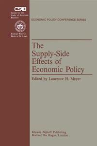 The Supply-Side Effects of Economic Policy
