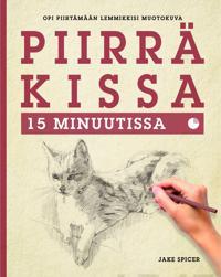 Piirrä kissa 15 minuutissa