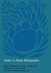 Water-in-Plants Bibliography