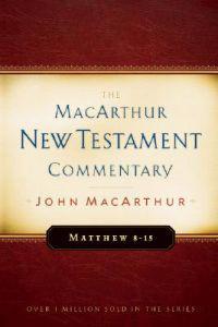 Matthew 8-15