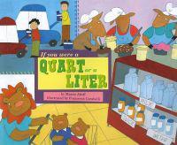 If You Were a Quart or a Liter