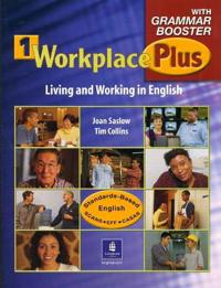 Workplace Plus 1 + Grammar Booster Food Services Job Pack