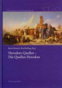 Herodots Quellen - Die Quellen Herodots