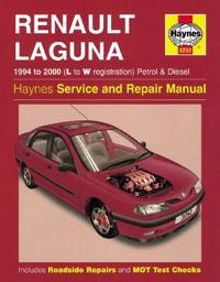 Renault Laguna Petrol and Diesel (1994-2000) Service and Repair Manual