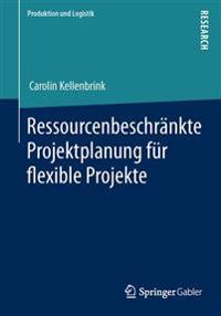 Ressourcenbeschränkte Projektplanung Für Flexible Projekte