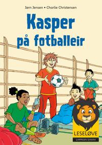 Kasper på fotballeir - Jørn Jensen   Inprintwriters.org