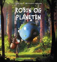 Robin og planeten - Johan Kaos | Inprintwriters.org