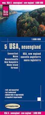 USA 05 New England