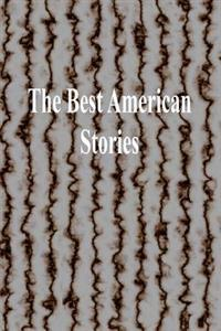 The Best American Stories