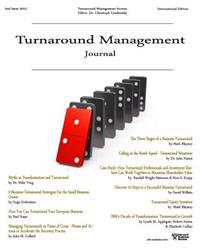 Turnaround Management Journal: Issue 2 2012: Journal of Corporate Restructuring, Transformation and Renewal
