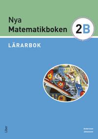 Nya Matematikboken 2 B Lärarbok