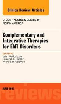 Complementary and Integrative Therapies for ENT Disorders