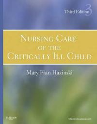 Nursing care of the critically ill child