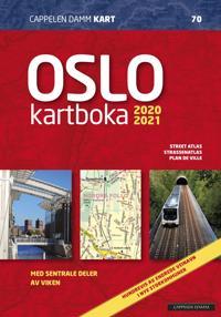 Oslokartboka 2020, 2021 -  pdf epub