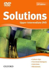 Solutions: Upper-intermediate: DVD-ROM