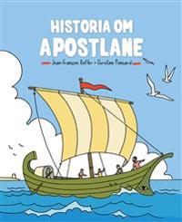 Historia om apostlane - Christine Ponsard | Ridgeroadrun.org