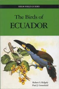 The Birds of Ecuador